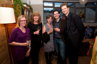 Claire Owen, Sophie Williams, Jane Widdowson, Julien Licchesi, Bob Mytton