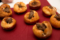 Mini Beef & Horseradish Yorkshire Pudding