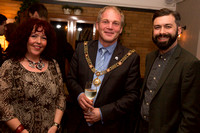Melissa Blease, Mayor Cllr Will Sandry, Toby Bywater (1)