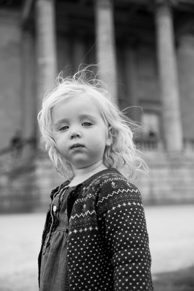 baby portrait stourhead park