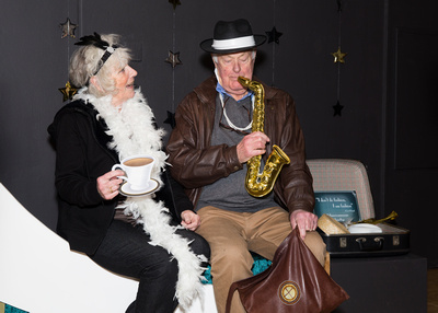 Event photography 1920's Jazz American Museum