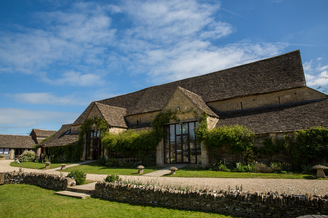 Great Tythe Barn, Tetbury, Leon Day Images photography Bath