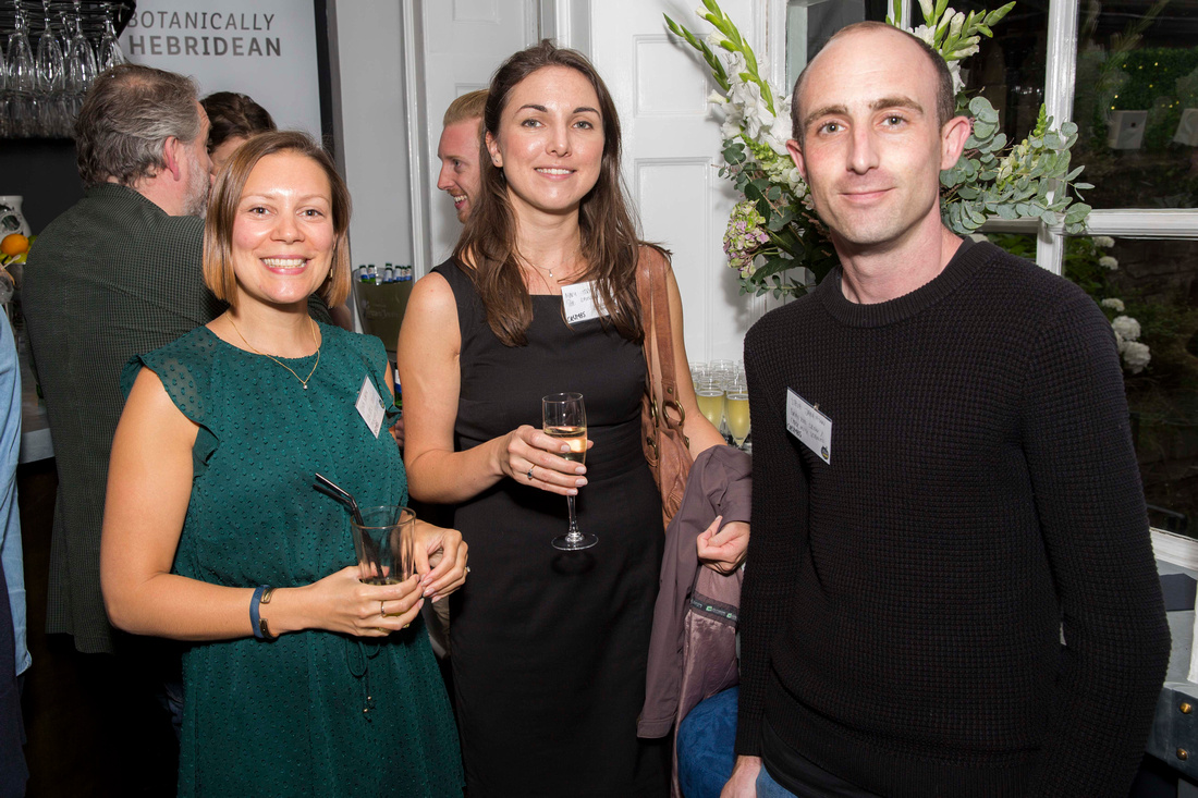 Crumbs Awards Launch Party at Sub 13 event photography Leon Day Images
