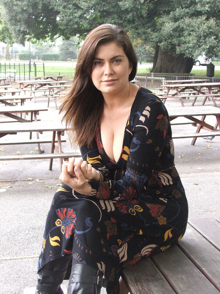 Amanda Lamb on Hotshots for Discovery Real Time