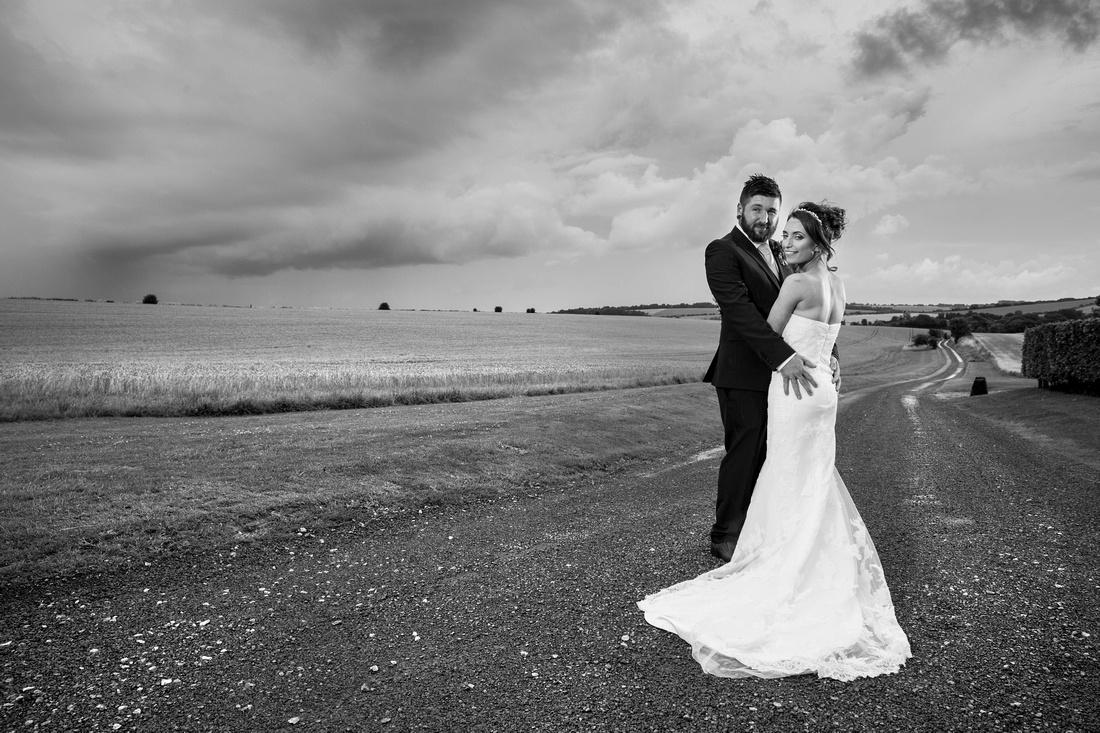 Wellington Barn wedding