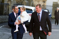 Lucia's Christening - St John the Evangelist Catholic Church, Bath (7)