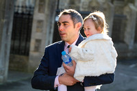 Lucia's Christening - St John the Evangelist Catholic Church, Bath (9)