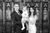 Lucia's Christening - St John the Evangelist Catholic Church, Bath (11)