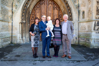 Lucia's Christening - St John the Evangelist Catholic Church, Bath (19)