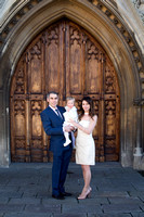 Lucia's Christening - St John the Evangelist Catholic Church, Bath (15)