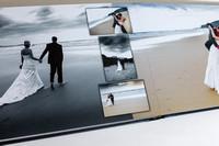 Wedding album Leon Day Images photography Bath