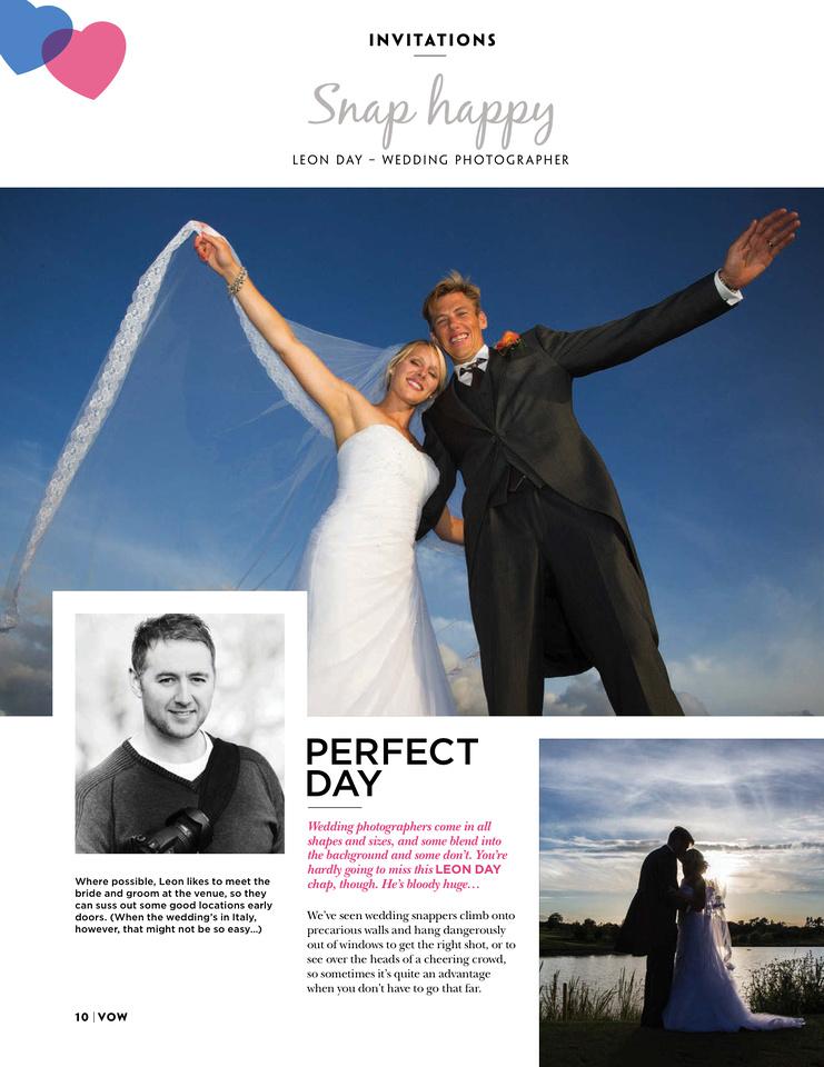 Vow Magazine Winter 2015