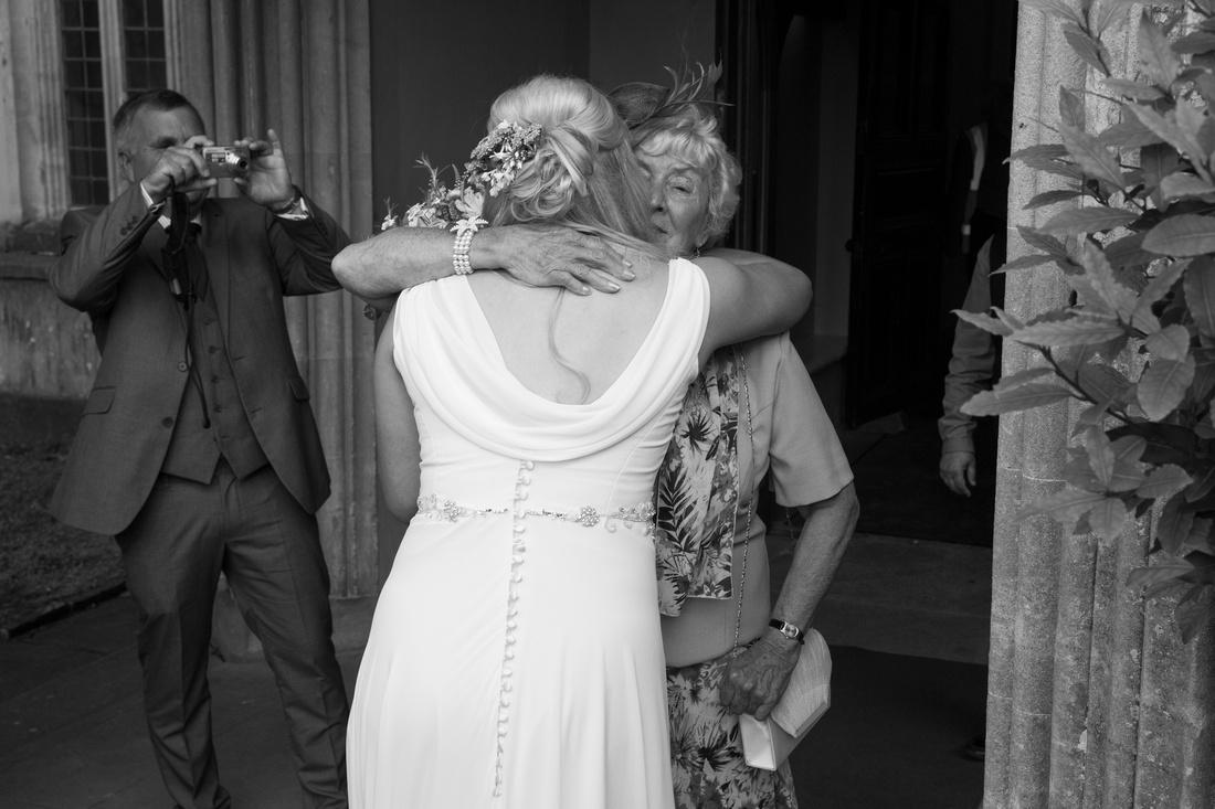 Hugs with nan
