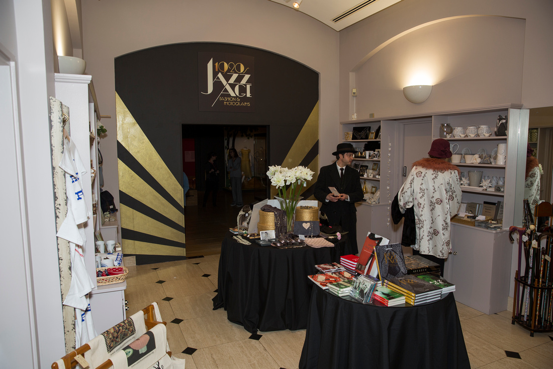 1920's Jazz Age Fashion Launch at the American Museum