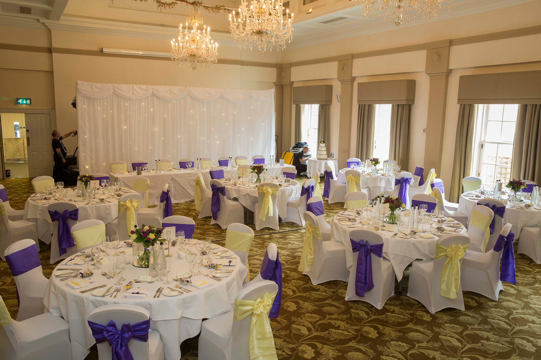 Avon Suite at Macdonald Bath Spa Hotel Leon Day Images