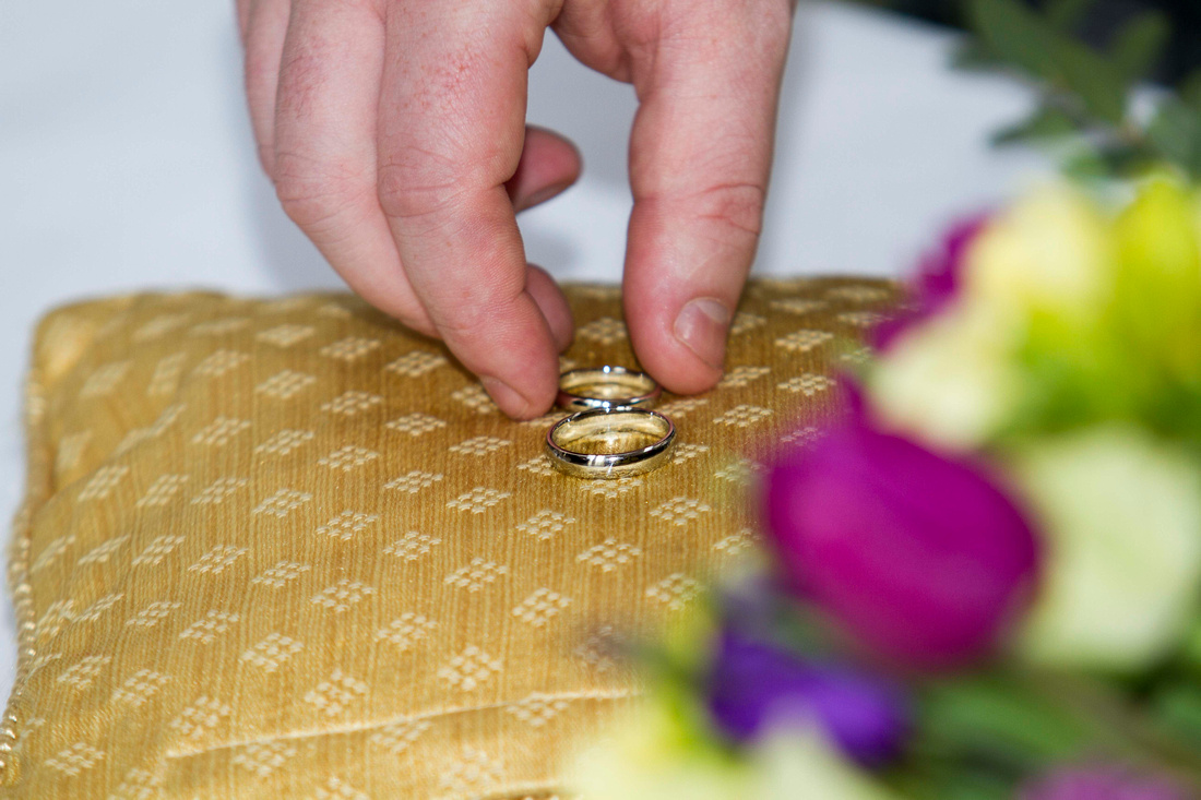 wedding rings Macdonald Bath Spa Hotel Leon Day Images