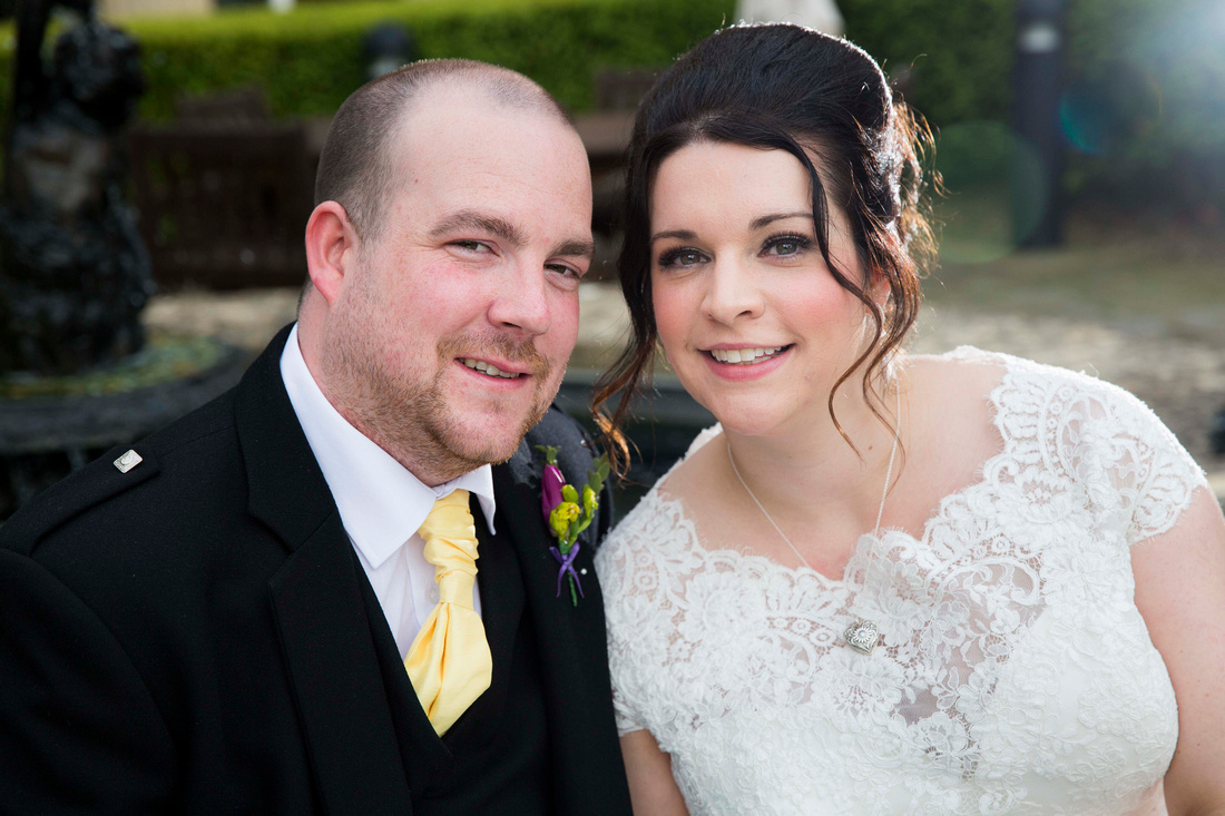 Wedding photos at Macdonald Bath Spa Hotel by Leon Day Images