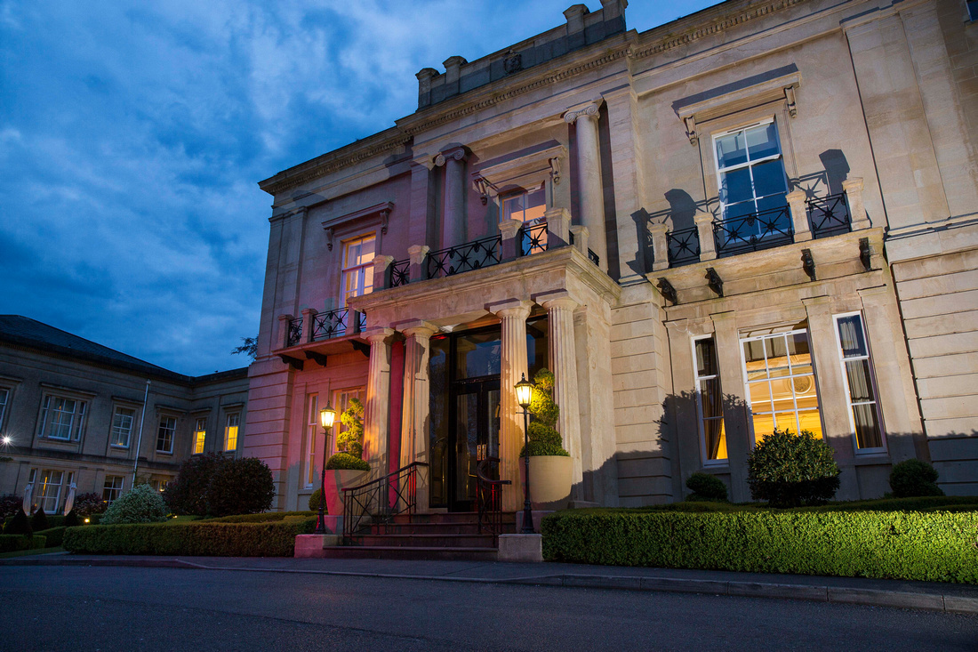 The Macdonald Bath Spa Hotel by Leon Day Images