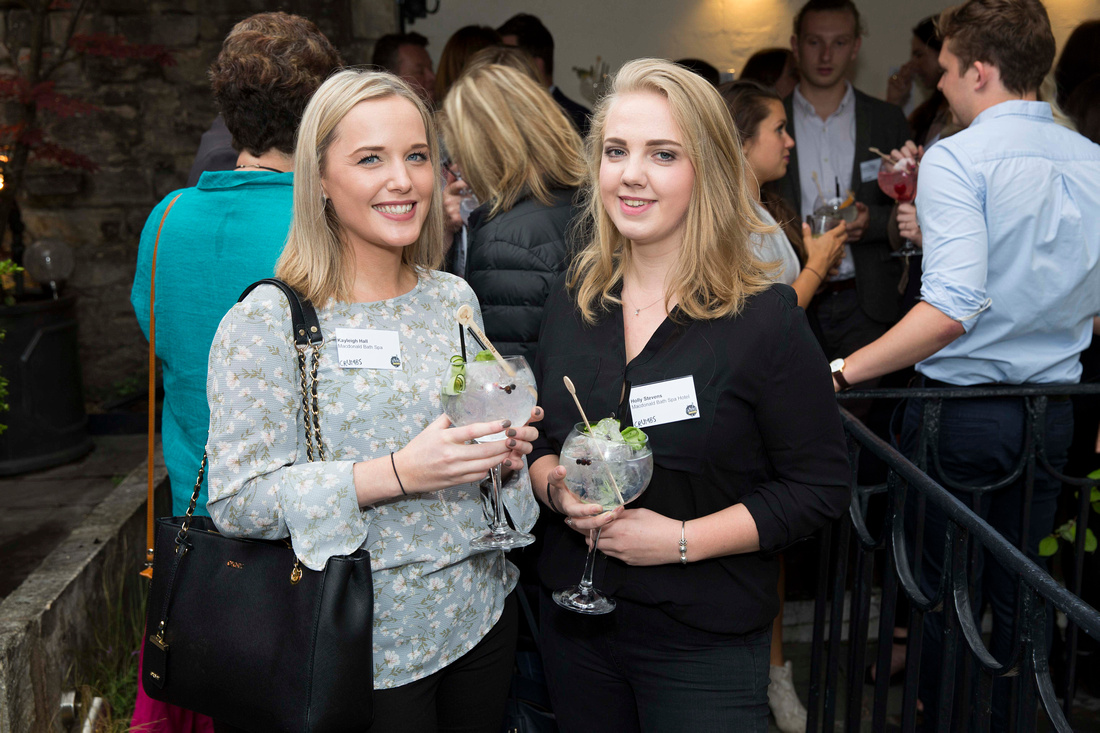 Crumbs Awards Launch Party at Sub 13 event photography Leon Day Images Macdonald Bath Spa Hotel