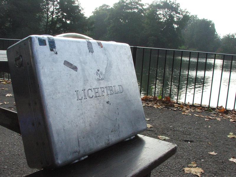Lord Lichfield briefcase