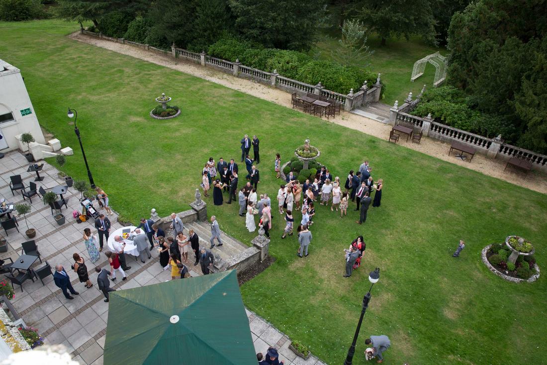 botleigh grange hotel gardens