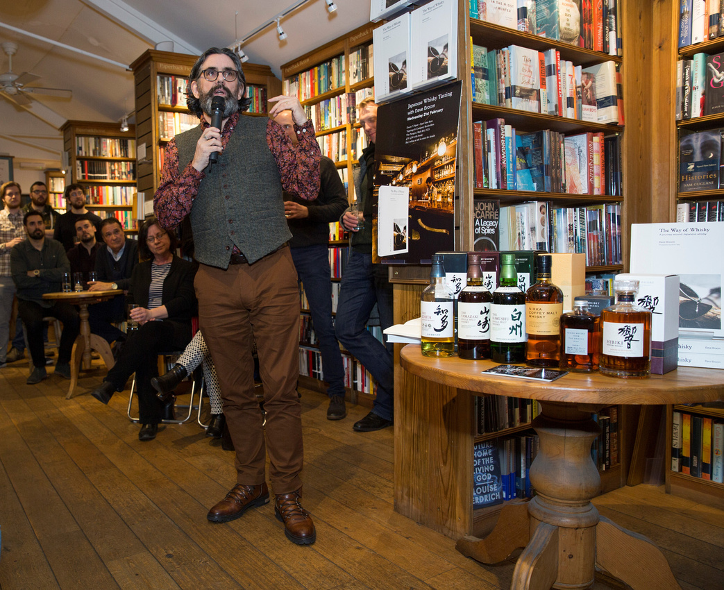 Dave Broom whiskey expert Leon Day Images photography