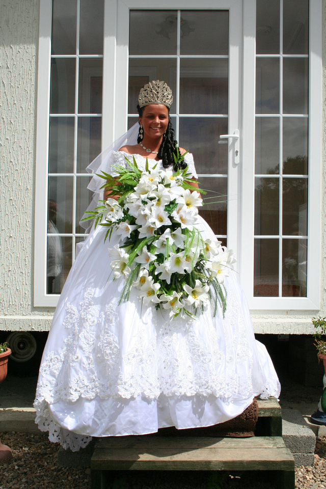 Gypsy Wedding Dresses.Leon Day Images Bath Bristol Photographer Photographing A Big