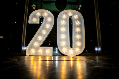 20th Anniversary event