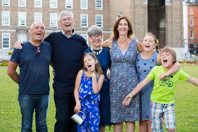 Family portraits in Bristol