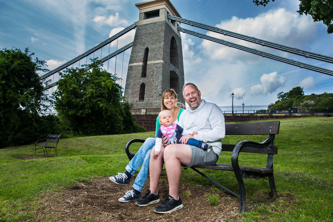 Engagement shoot - Clifton Suspension Bridge